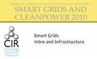 Smart Grids Conference Video