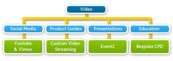 video solution flow chart